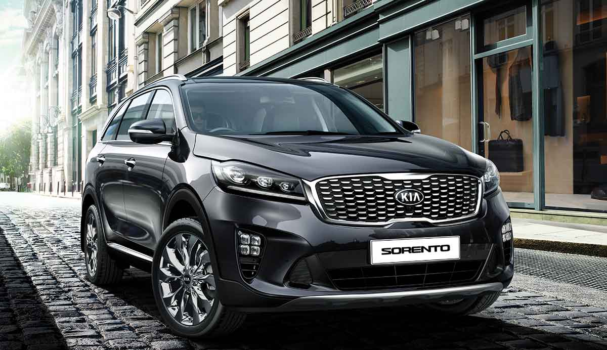 2018 kia sorento gt line now available in singapore. Black Bedroom Furniture Sets. Home Design Ideas